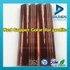 Rote kupferne Farbe für Aluminiumstrangpresßling-Legierungs-Profil kundenspezifische Oberflächenbehandlung