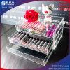 Großhandelsacrylverfassungs-Standplatz-Plexiglas-Lippenstift-Bildschirmanzeige 3 abgestuft