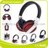 Bester drahtloser Radiokopfhörer Bluetooth Kopfhörer Ableiter-Karte Soem-FM