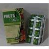 100%の純粋な性質のFrutaの丸薬を細くする生物びんの減量