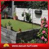 Het Kunstmatige Gras van Docorative voor Plastic Gazons van de Mat van Huizen de Woon Sportful Kunstmatige