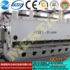Máquina de corte hidráulica da placa de metal da folha/máquina de estaca 25*6000mm