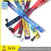 1.5X26cm farbenreiche Druck-SatinWristbands für Festival