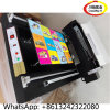 Flatbed UV Direct Printer para telefone Case Acrylic Ceramic Tile Glass