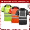 Cheap Custom Wholesale Cotton Safety Workwear Polo Shirts (ELTSPSI-13)