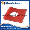 Ammortizzatore elastico del silicone di gomma per le macchine