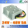 A C.C. ao conversor 24V do impulso da C.C. a 48V 5A 240W intensifica a fonte de alimentação dos veículos