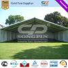 20mx40m宴会のための防水アルミニウムフレームPVC党玄関ひさしのテント