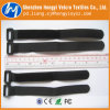 Cintas ajustáveis personalizadas da cinta plástica de Velcro com curvatura do metal