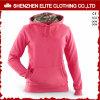 Venda por atacado de Hoodies da camisola da encolho de ombros das mulheres (ELTHI-5)