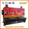 Serie hidráulica de la máquina que pela QC12k, máquina que pela del CNC (6X4000)