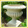 庭のための花こう岩および大理石の石造りの植木鉢及びプランター