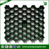 Lastricatori di plastica solidi di griglia della pietra di colore verde (MZ-450)
