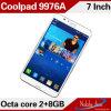 Coolpad 7inch Octaのコア小型タブレットの電話