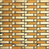 Het gouden Mozaïek van de Kunst van het Glas (VMW3903)
