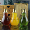 Uniqu150ml 200ml 250ml Light Bulb Glass Juice Bottles con Cap