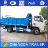Caminhão de descarga leve pequeno do dever de Dongfeng 5tons mini para a venda