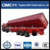 Cimc 60t 3 Axles Side Dump Semi Trailer/Dumper Truck Trailer