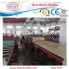 Chaîne de production extérieure de panneau de mousse de croûte de PVC de vente chaude