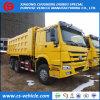 Sinotruck HOWO 6X4 371HP 판매를 위한 새로운 팁 주는 사람 덤프 트럭 10 짐수레꾼 덤프 트럭
