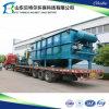 Aufgelöste Luft-Schwimmaufbereitung-Pflanze für /Effluent des Abwassers/des Abwassers Behandlung, DAF für industriellen Abfluss