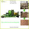Wood WasteのためのDura-Shred Environmental Highquality Mobile Shredding Machine