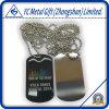 Metal personalizado Dog Tag para Necklace (Dt004)