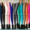 Slim Fit Blank Spandex Legging (ELTLGJ-6)