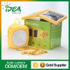 Lanterne solaire de la meilleure promotion avec solaire par radio de lecteur MP3 actionné