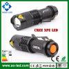 350 di lumen di uso di Ultrafire mini LED torcia elettrica esterna del CREE XPE