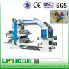 4 couleur High Speed Flexo Printing Machine pour Nonwoven Bag
