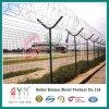 Сваренная реклама /Collapsible проволочной изгороди защищает загородку авиапорта