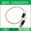 Cuerda de corrección ultra fina de la red de Ethernet de CAT6A UTP