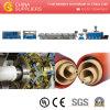 Línea de la máquina de la producción del tubo del conducto del alambre del PVC