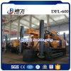 Taladradora Drilling vieja/nueva de la correa eslabonada Dfl-600 del orificio profundo