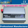 600W Modified Sine Wave Mini Solar Power Inverter China (DXP600H)