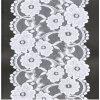 Tissu de lacet de nylon et de Spandex pour Madame