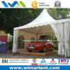 3mx3m White Aluminum PVC Pagoda Tent für Car Exhibition