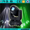 DMX 1X150W 백색 반점 이동하는 맨 위 단계 빛
