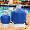 Filtros de areia superiores da piscina da montagem