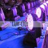 De Orde van de hoeveelheid over luv-L101 het Bewegende Hoofd van LEIDEN DJ van het Stadium