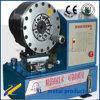 A máquina escavadora quente da venda parte a máquina de friso da mangueira hidráulica