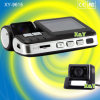 Front/Rear Dual Lens HD Car DVR Camera Driving Recorder Xy-9615