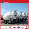 5-12 mélangeur de ciment mobile concret du camion 4*2 de mélangeur de Cbm