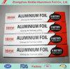 Papel de aluminio seguro plateado para el alimento que cocina, pila de discos, asando, Bbq