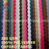 Tessuto del rivestimento di memoria di Oxford del poliestere per industria di indumento (GLLML450)