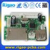 Fr4 зеленое электронное изготовление PCB PCBA