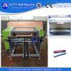 Máquina semiautomática el rebobinar del papel de aluminio