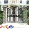 標準的なEconomical Practical Residential Wrought Iron Gate (dhgate-14)