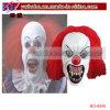 Mascherina diabolica del partito di Halloween della mascherina della mascherina del pagliaccio della decorazione di festa (BO-6046)